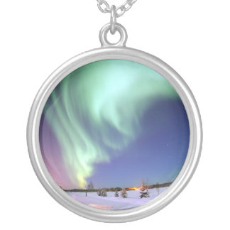 Necklace aurora borealis Alaska