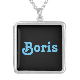 Necklace Boris