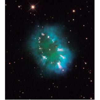 Necklace Nebula (Hubble Telescope) Cut Out