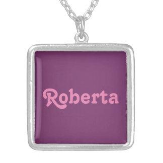 Necklace Roberta