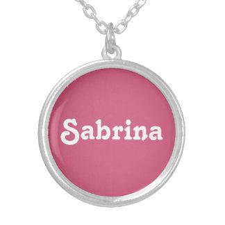Necklace Sabrina