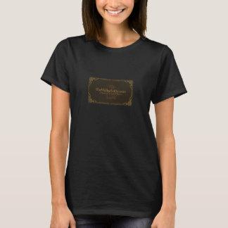 Necromantic Sepia ladies T-Shirt