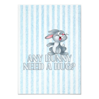 Need A Hug? Easter Party Invitations