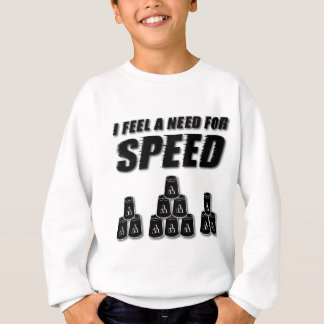 Need for Speed, black Sweatshirt