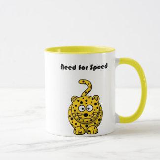 Need for Speed Cheetah Cartoon