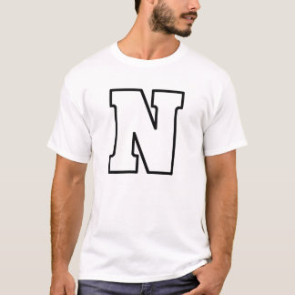 NEED/I Need You Black Line T-Shirt