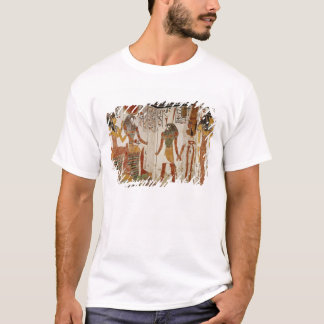 Nefertari is brought before the god T-Shirt