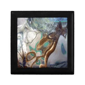 Neighbor Through Glass Photo Gift Box