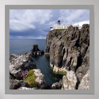 Neist Point Lighthouse Poster