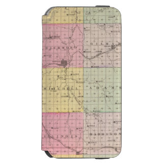 Nemaha County, Wetmore and Corning, Kansas Incipio Watson™ iPhone 6 Wallet Case
