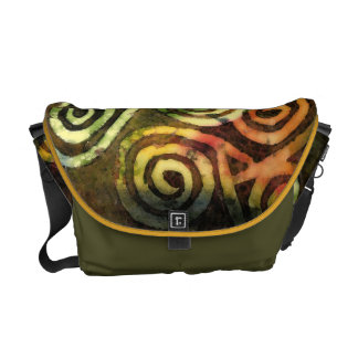 NeoLithic Cave Art Messenger Bag