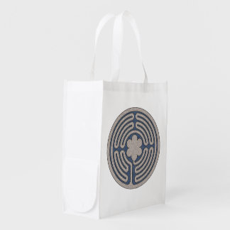 NeoMedieval Labyrinth Reusable Bag