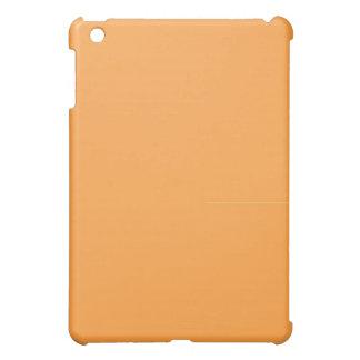 Neon Carrot iPad Mini Cover