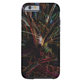 Neon Fountain Grass Tough iPhone 6 Case