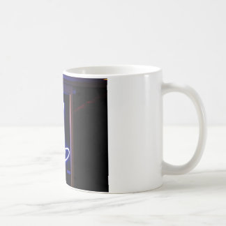 Neon Martini Coffee Mug