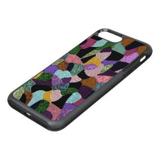 Neon Mosaic Collage OtterBox Symmetry iPhone 8 Plus/7 Plus Case