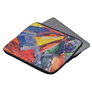 "Neoprene Laptop Sleeve 13"", abstract"