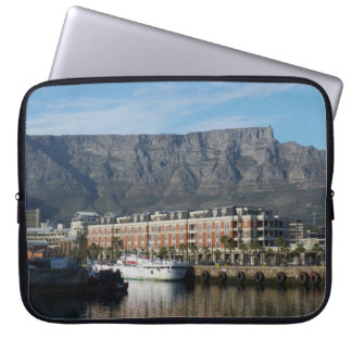 Neoprene Laptop Sleeve - Cape Town Waterfront