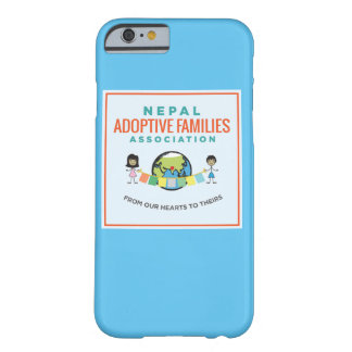 Nepal Adoptive Families IPhone Case Barely There iPhone 6 Case