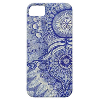Nepal Blues Case For The iPhone 5