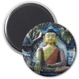 Nepal Buddha Magnet