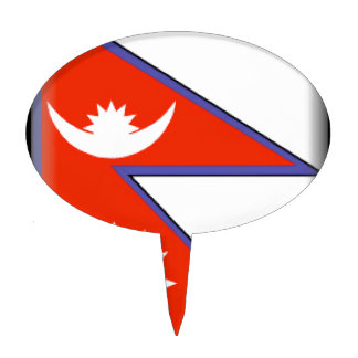 Nepal Cake Picks