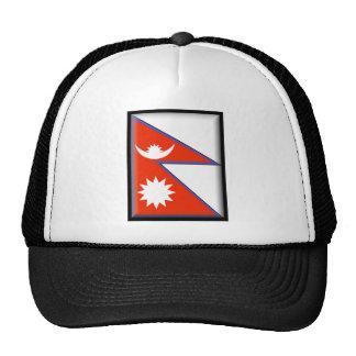 Nepal Mesh Hats