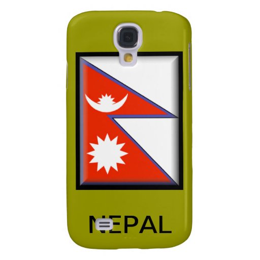 Nepal  samsung galaxy s4 case