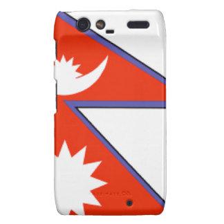 Nepal Motorola Droid RAZR Cover