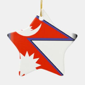 Nepal Christmas Ornament