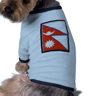 Nepal Doggie Shirt
