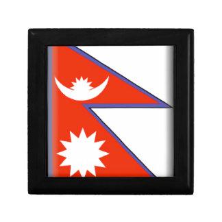 Nepal Flag Gift Boxes
