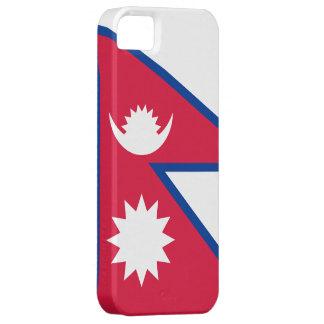 Nepal Flag iphone 5 case