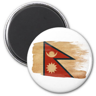 Nepal Flag Magnets