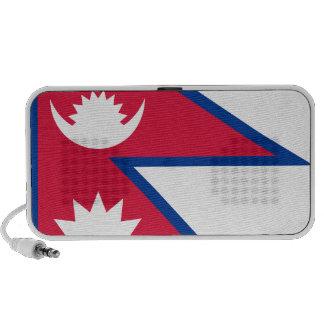 Nepal Flag Speakers