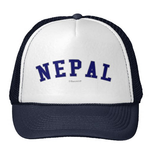 Nepal Trucker Hats