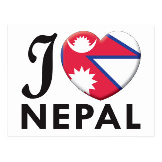 Nepal Love Postcards