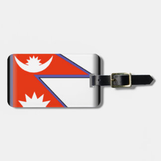 Nepal Tags For Bags