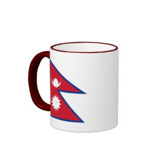 nepal ringer mug