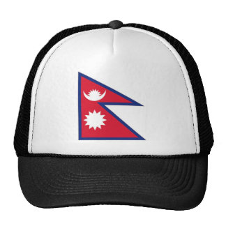 Nepal National Flag Cap