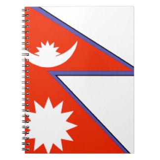 Nepal Spiral Notebooks