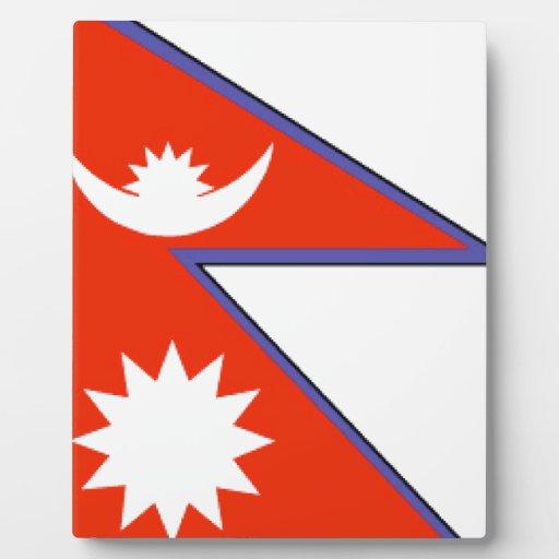 Nepal Photo Plaques