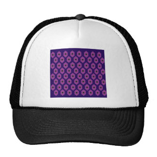 Nepal Purple ethno with Pink / Summer Shop Cap