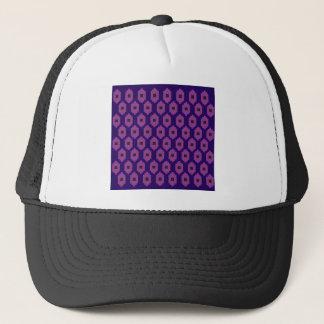 Nepal Purple ethno with Pink / Summer Shop Trucker Hat