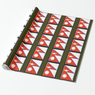 Nepal Wrapping Paper