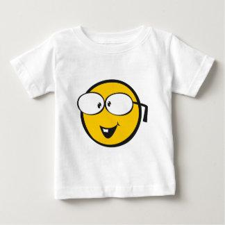 Nerd Emoji Baby T-Shirt