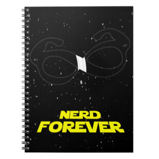 nerd forever notebook
