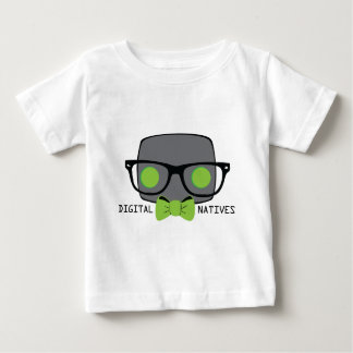Nerd Native Baby T-Shirt