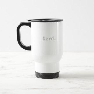 Nerd Travel Coffee Mug Cup