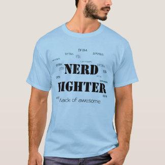 Nerdfigher: T-Shirt